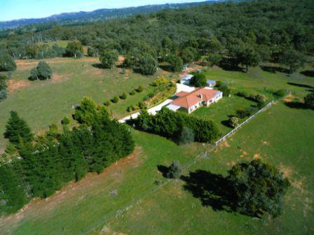 Aerial View of Gundaroo
