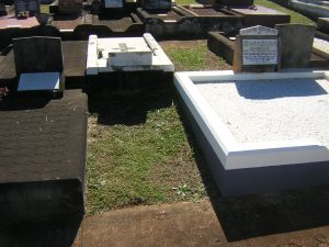 A3-06-25 James Joseph Judge's Gravesite