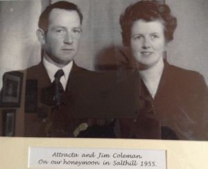 Jim and Attracta Coleman
