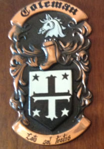 Coleman Coat of Arms