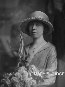 Mary E Judge